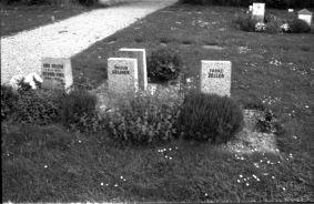 Grab von Franz Zeller: